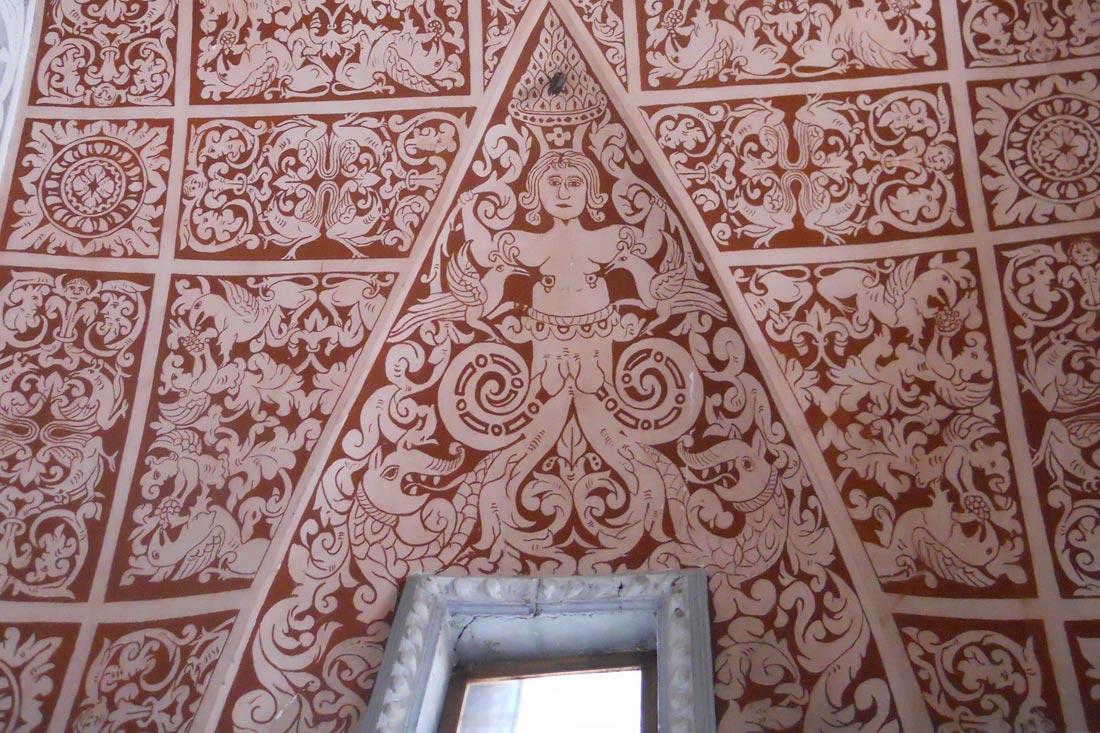 Ermita Desamparados interior